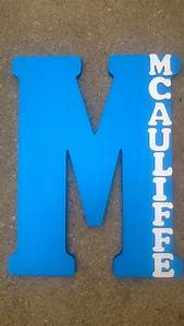 pin by tracy m on classroom organizing crafts pinterest With large wooden letters hobby lobby