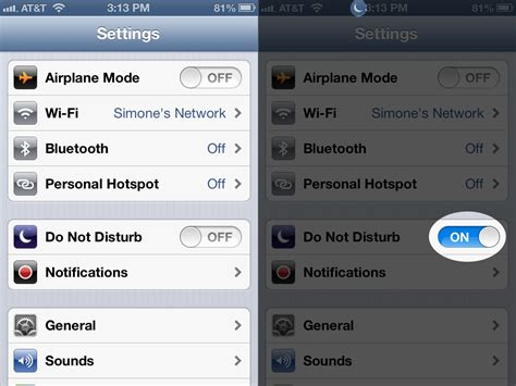 what does the do not disturb on iphone do how to make the best of ios 6 s do not disturb feature