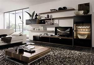 meubles pour salle de sejour de la marque tameta hulsta a With meuble sejour design contemporain