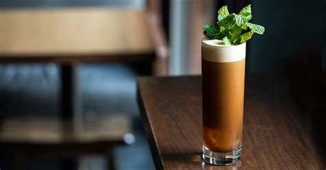 I was excited when i first learned how to make homemade coffee liqueur (copycat kahlua) i found it easy, so good and great for gifts! But First, Coffee Cocktail Recipe | PUNCH