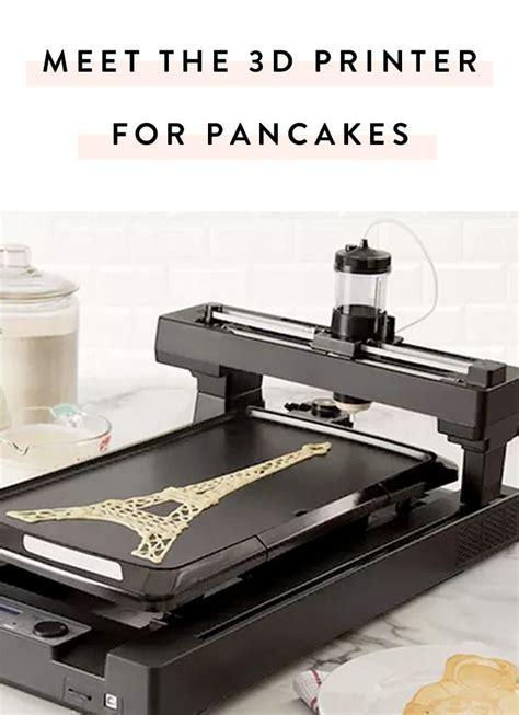 pancake bot hacks pancakes printer