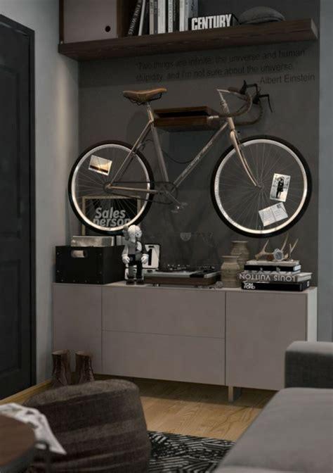 Fahrrad An Die Wand Hängen by Fahrrad Wandhalterung Und Andere Fahrradst 228 Nder Die Sie