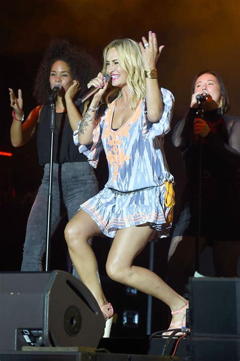 sarah connor stars     rtl concert