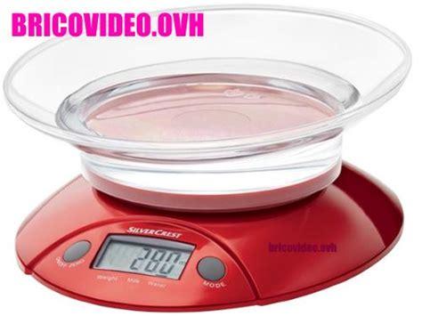 balance pour cuisine balance de cuisine avec bol silvercrest lidl blablalidl