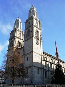 Grossmunster Cathedral - Picture of Zurich, Canton of ...