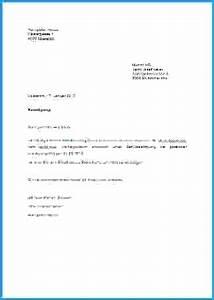 Kündigungsschreiben Wohnung Mieter : mietvertrag k ndigen muster ~ Lizthompson.info Haus und Dekorationen