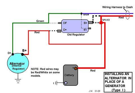 thesamba com view topic generator to alternator