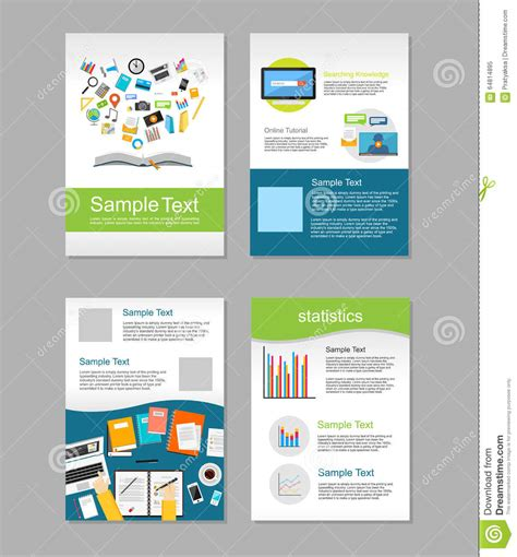 E Brochure Design Templates  The Best Templates Collection