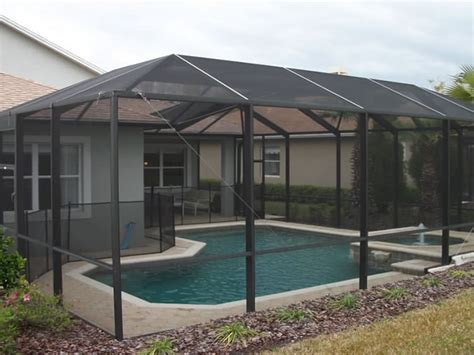houston pool enclosures builder of outdoor pool