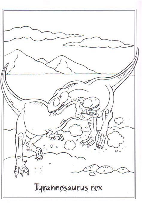 kids  funde malvorlage dinosaurier  tytannosaurus rex