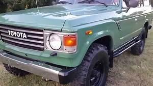 1984 Fjj60 Toyota Land Cruiser  Beautifully Restored  5
