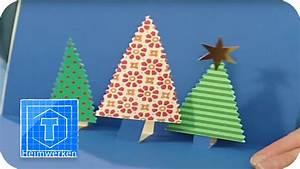 Pop Up Weihnachtskarten : 3d weihnachtskarten pop up karten diy tooltown youtube ~ Frokenaadalensverden.com Haus und Dekorationen