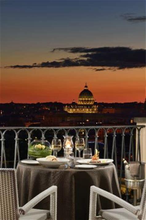 La Terrazza Rome by Terrazza Roma Rome Co Marzio Restaurant Reviews