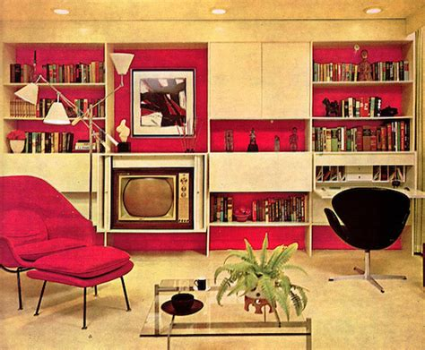 Home Decor 1970s :  1970s Decor To Die For