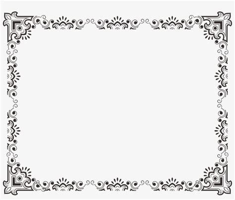 gambar bingkai sertifikat png kumpulan gambar