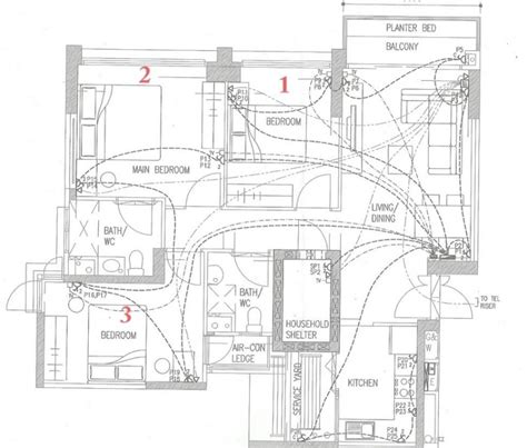 basic bedroom wiring diagram wiring library