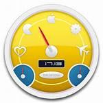 Yellow Dash Icon Dashboard Icons Softicons Sabre