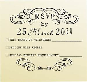 invitation wedding rsvp chatterzoom With wedding invitation reply timeline