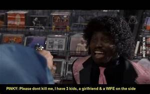 Pinky from Friday after Next - 9GAG