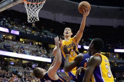 Jeremy Lin News: LA Lakers PG Faces Houston Rockets In ...