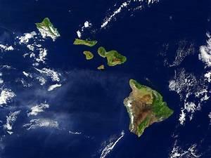 Hawaii images Satellite Image of the Hawaiian Islands HD ...