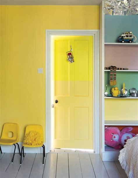 photo de peinture de chambre peinture chambre enfant nos idées pleines de style