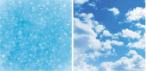 elements collection aware double sided sky clouds