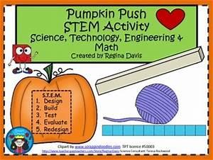 STEM Science, Technology, Engineering & Math Pumpkin Push ...