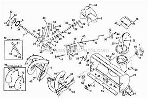 Ariens 10ml35 Parts List And Diagram