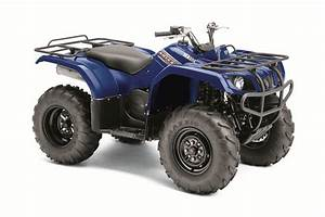 2012 Yamaha Grizzly 350 Auto  4x4