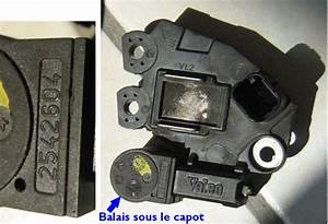 Regulateur Alternateur Valeo : contr le alternateur balais bagues dacia forum marques ~ Gottalentnigeria.com Avis de Voitures