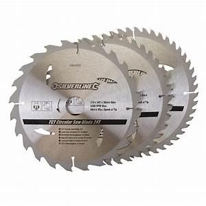 Lames Scie Circulaire : lame de scie circulaire 210x30 ~ Edinachiropracticcenter.com Idées de Décoration