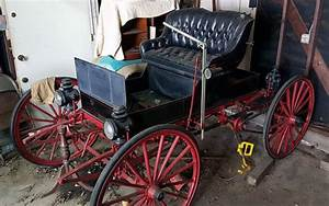 Solid As Sears  1910 Sears Motor Buggy