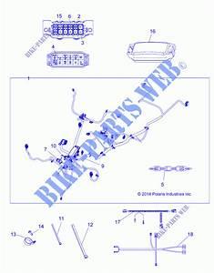 Electricite  Main Wire Harness A17shd57a9  Ag  E57as  E57al