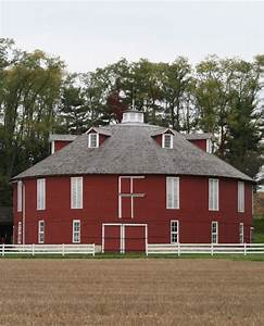 round barn amish barn in pennsylvania barns country With amish barns indiana