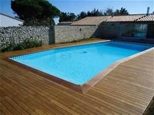 ipe margelle bois piscine 29 cm tekabois With margelle piscine en bois