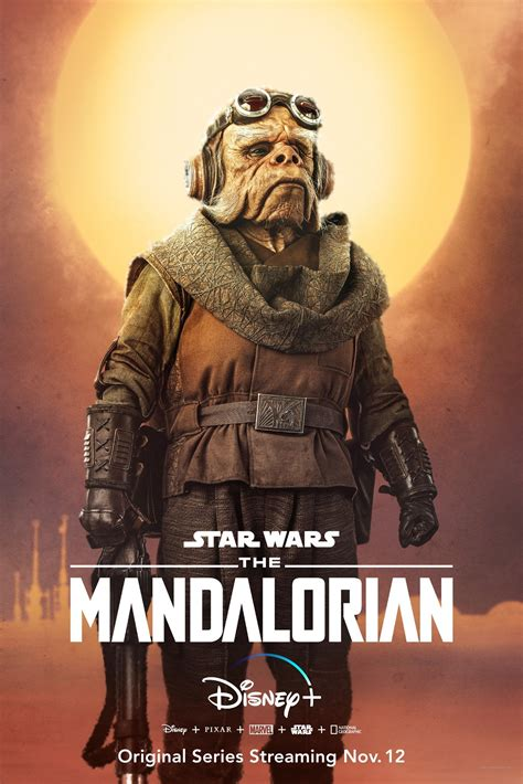 The Mandalorian: Everything We Know About Disney+ Star ...