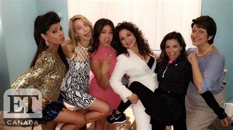 lina actress jane the virgin video on the jane the virgin set with gina rodriguez