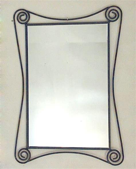 miroir en fer forge miroir en fer forg 233 mod 232 le tonala fabrication fran 231 aise villa m 233 lodie