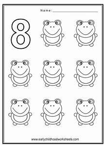 Get This Number 8 Coloring Page - 8f785