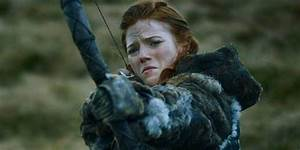 Downton Abbey: A Stitch in Time   Really!!?  Ygritte