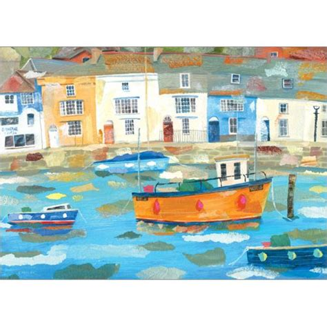 quayside greeting card artist claire henley