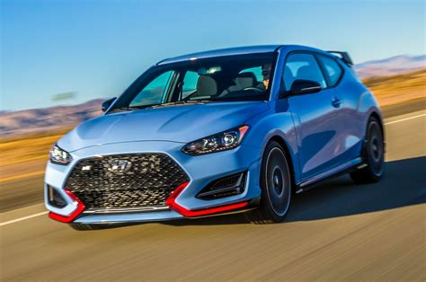 2019 Hyundai Veloster N Makes Surprise Debut In Detroit