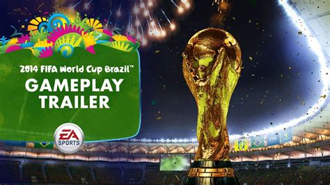 ea sports  fifa world cup gameplay trailer youtube