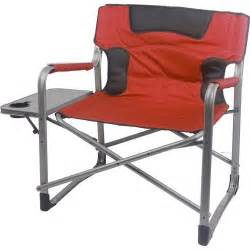 Ozark Trail Camping Chairs by Ozark Trail 500lb Xxl Director Camping Chair Outdoor Heavy
