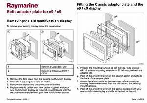 Raymarine C90 Spare Parts