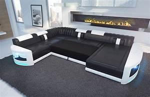 Couch Mit Beleuchtung : ledersofa atlantis bei nativo m bel oesterreich g nstig ~ Frokenaadalensverden.com Haus und Dekorationen