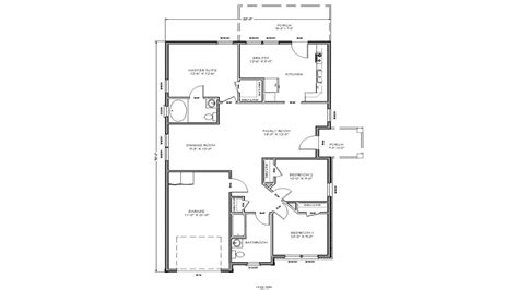 2 bedroom house plans small house floor plan small two bedroom house plans