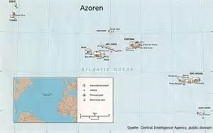 AZOREN Reiseführer - Infos zu den Atlantik INSELN & Flughafen