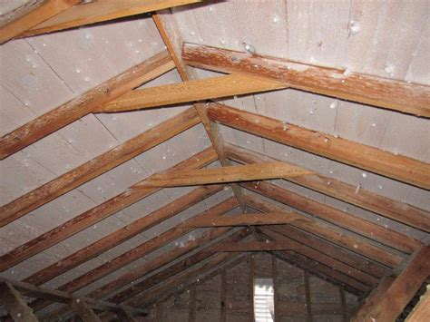 Ceiling Attic by In Attics Why It S There And How To Fix It